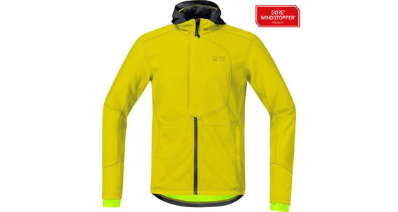 GORE BIKE WEAR Element Urban WS SO Jacket Men sulphur yellow